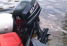 Лодочные моторы SEA-PRO